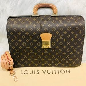 Louis Vuitton Serviette Fermoir Briefcase #2.2R